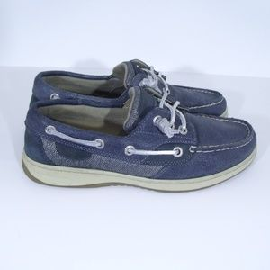 Sperry Topsider Blue Ivyfish Shoes